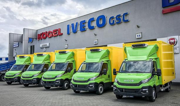 Kolejne Iveco Daily dla Zakładów Produkcyjnych AMI