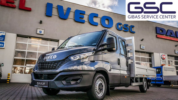 IVECO Daily 35S18 D SKRZYNIA