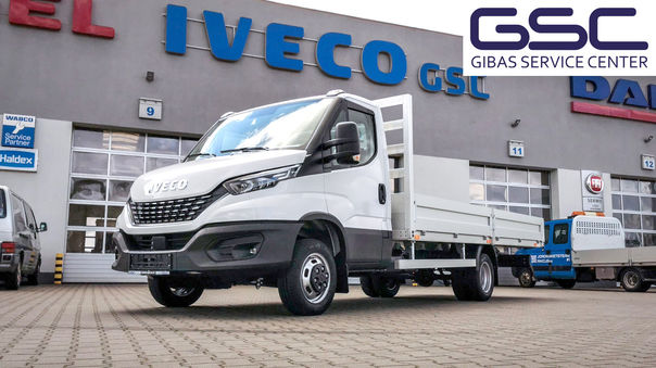 IVECO Daily 35C16H SKRZYNIA